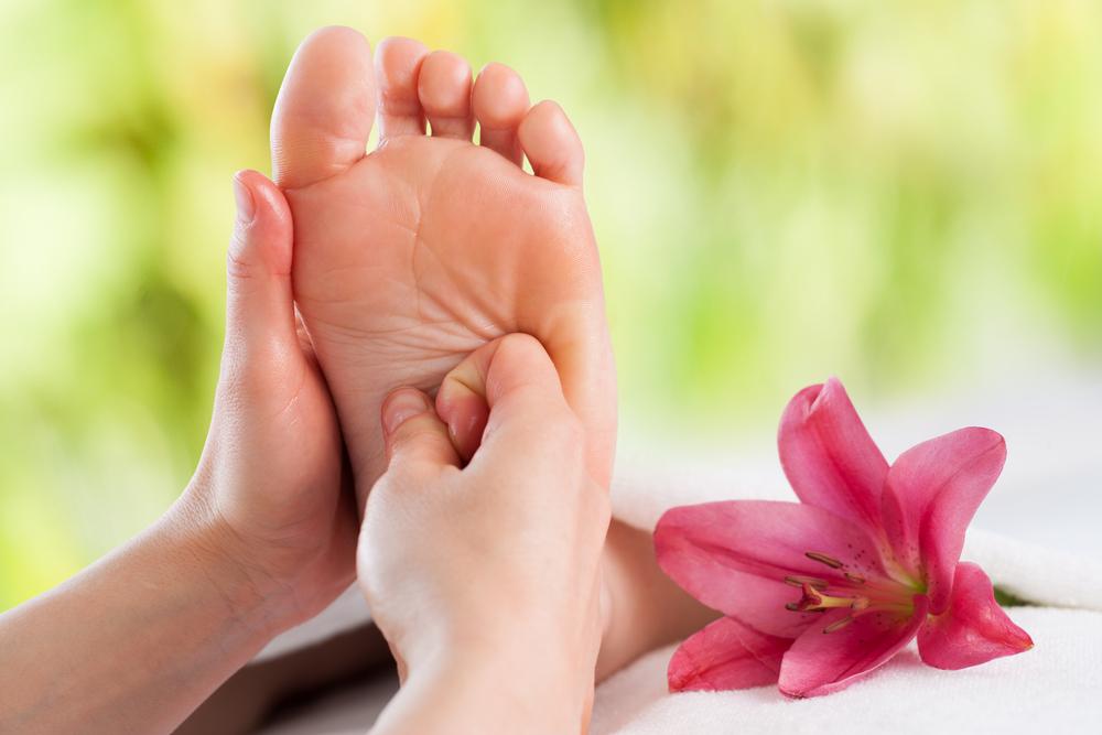 reflexology massage Calgary