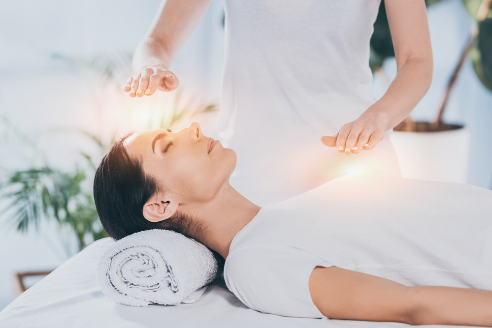 pranic healing massage Calgary