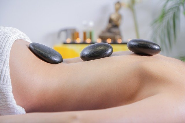 hot stone massage calgary